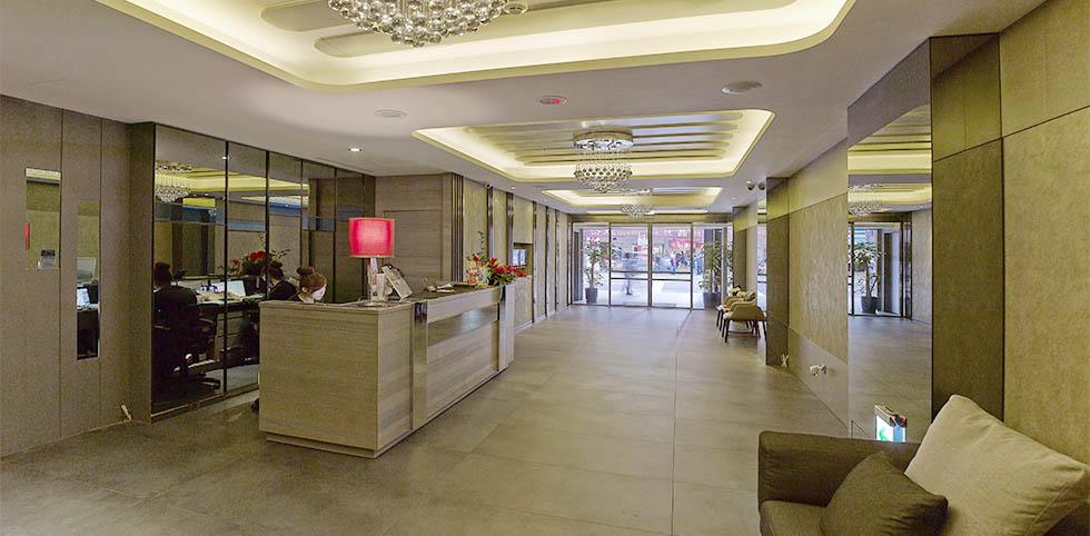 叙美精品旅店 - 大廳