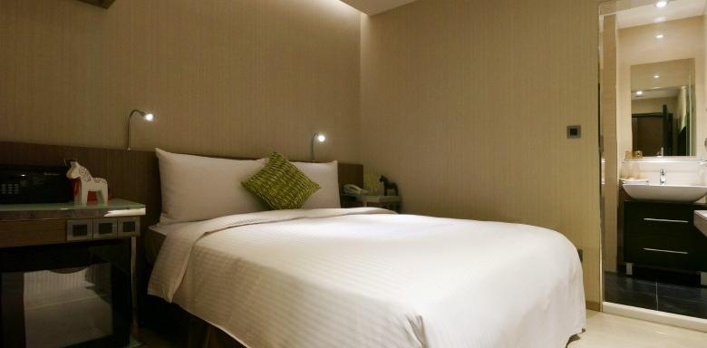 叙美精品旅店 - 標準大床房 2
